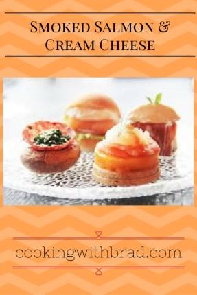 Smoked Salmon & Cream Cheese