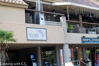 ELA's Blu Water Grille