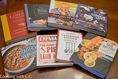 2015 Cookbooks For Under The Christmas Tree