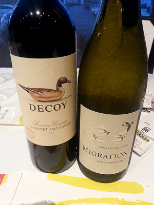 My Two Favorite Wines Of The Evening