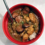 Louis' Favorite Chicken Gumbo