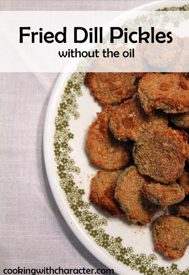 how to make your own fried pickles