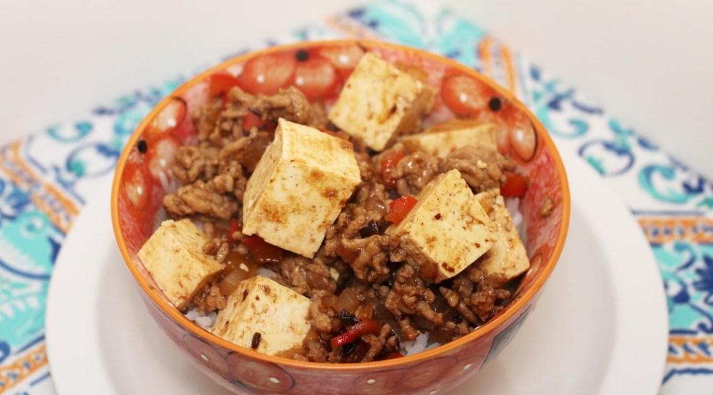 Chien-Po's Tofu Bowl