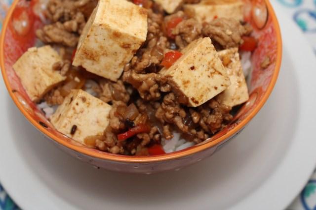 Chien Po's Tofu Bowl