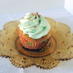 Margarita Cupcakes inspired by EPCOT