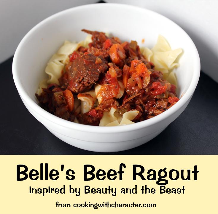 Belle's Beef Ragout