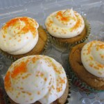 Pumpkin Pie Spice cupcakes