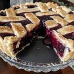 Disney Recipe: Minnie's Blueberry Pie