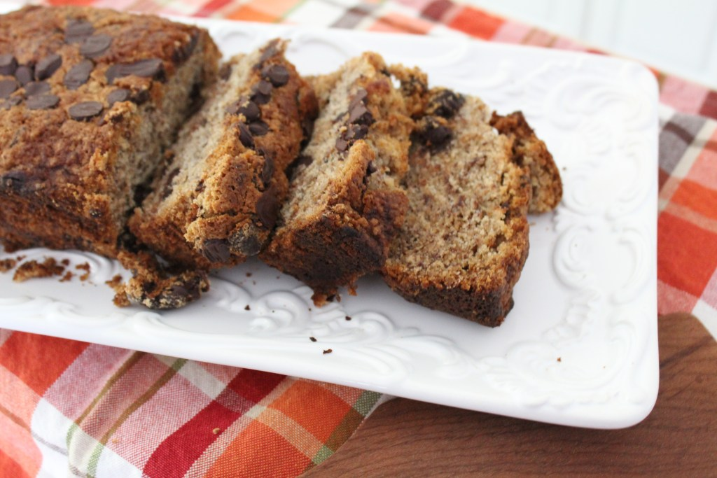 Gluten Free Monorail Cafe Banana Bread