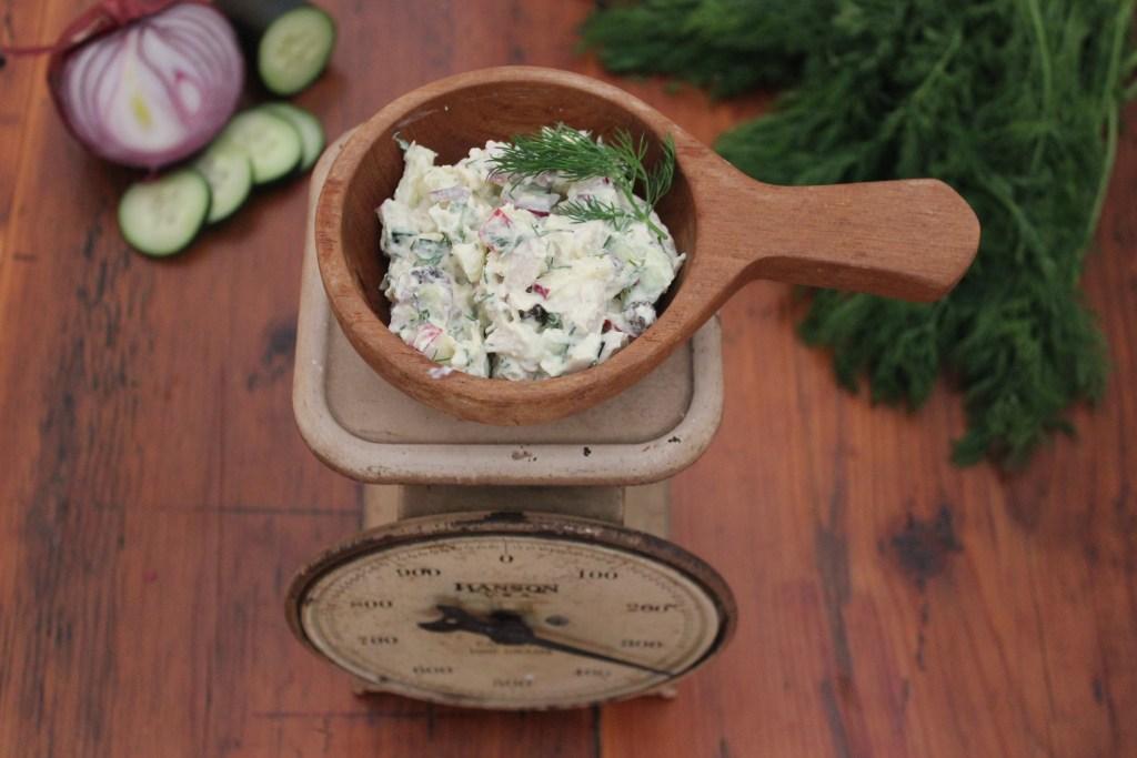 Cheap & Healthy Chicken Salad