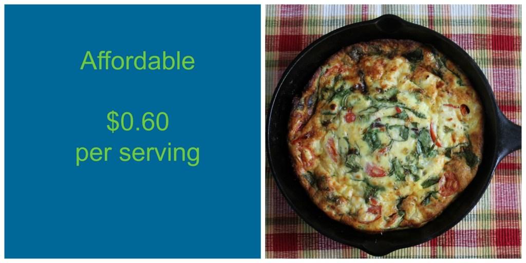 Nourishing Vegetable Frittata Recipe