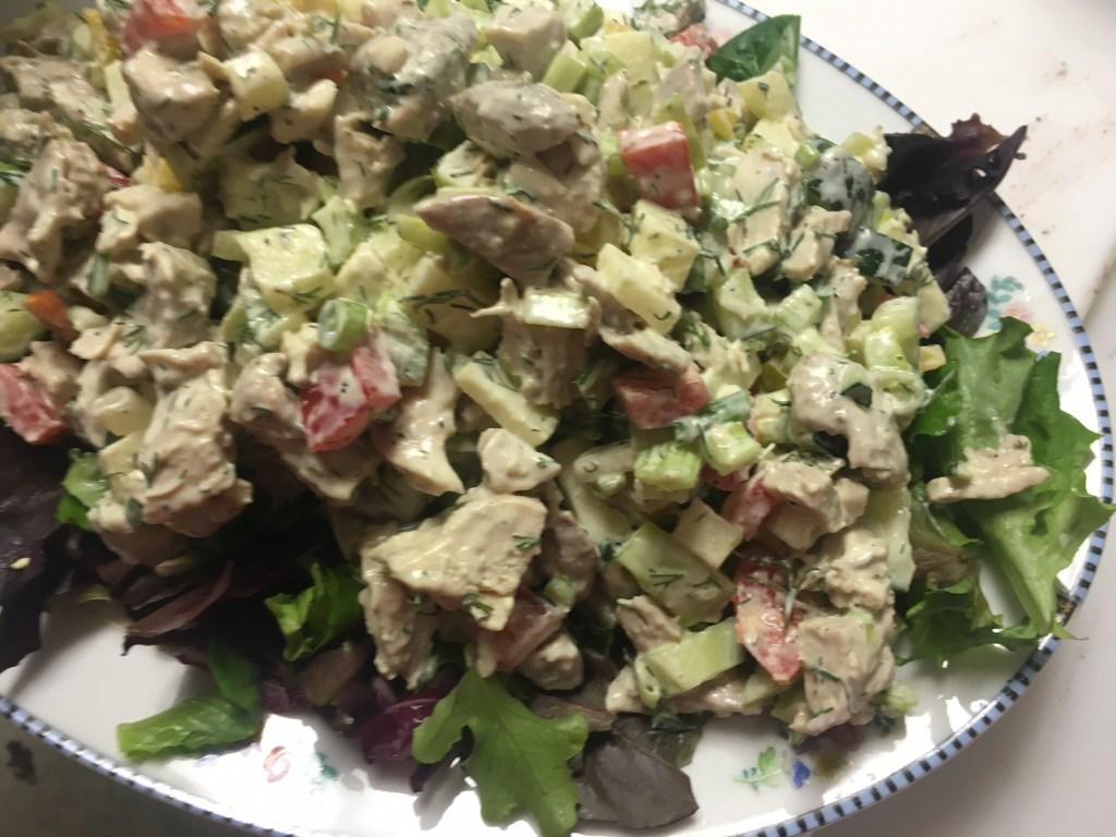 Affordable Tuna Salad