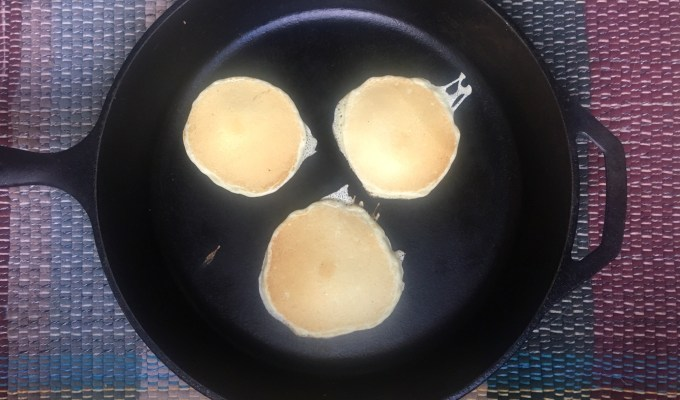 3 Tips to Boost Pancake Nutrition