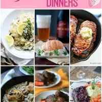 25 Romantic Dinners