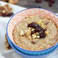 Instant Pot® Steel Cut Oatmeal
