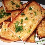 garlic bread ala 70's nyc