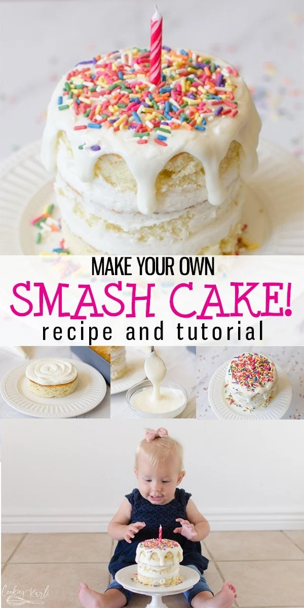 instructions on how to bake a cake