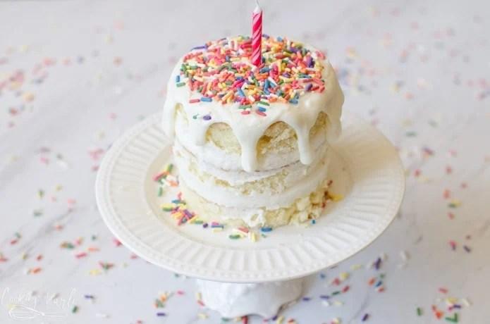 Smash Cake Recipe And Tutorial Cooking With Karli
