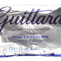 Guittard, Real Milk Chocolate Baking Chips, 11.5oz Bag (Pack of 4)