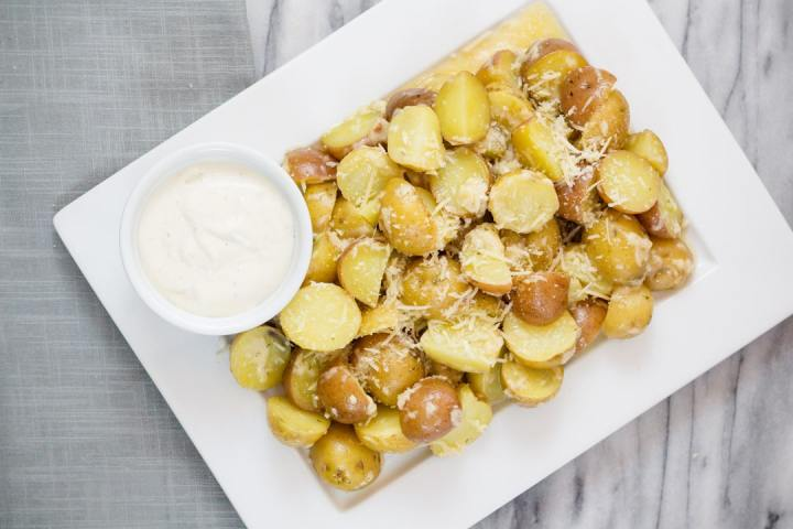 Instant Pot recipe- ranch roasted potatoes