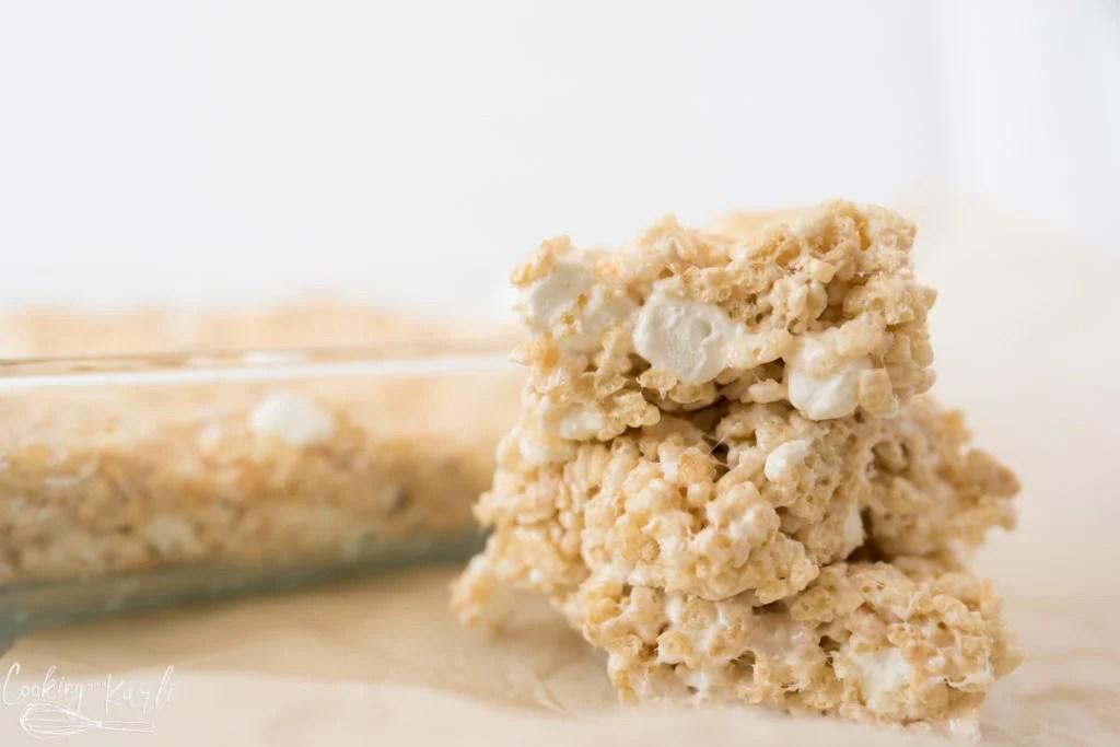 best rice krispie treat recipe no