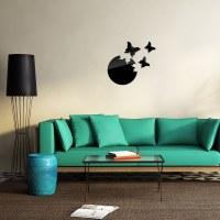 2015 new home decor wall sticker stickers diy kitchen ...
