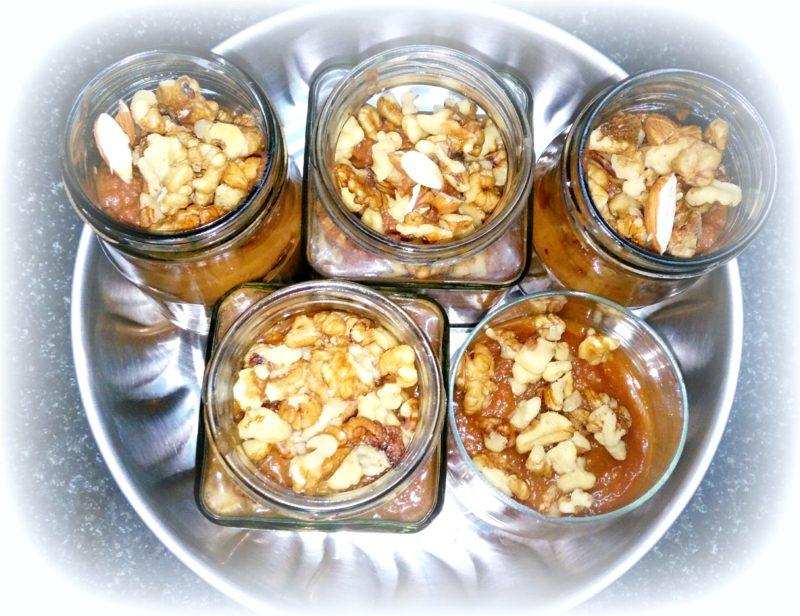 Apple Walnut Delight Cooking With Mi Vidya Sury