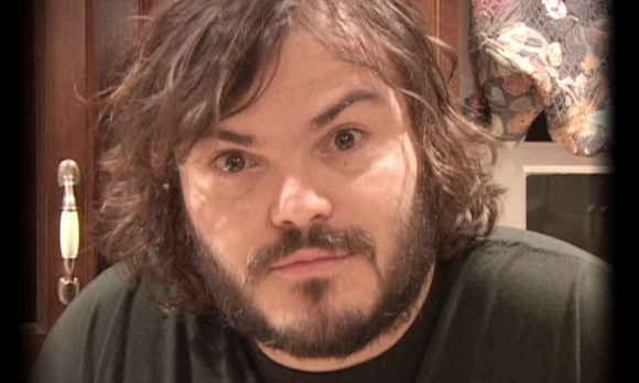 Jack Black portrait