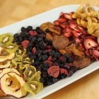 Healthier Fruit Snacks