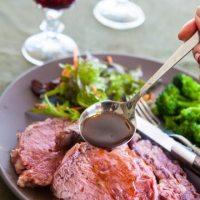 Holiday Meals: 1-Step, Fail Proof Prime Rib Roast Recipe on Rotisserie