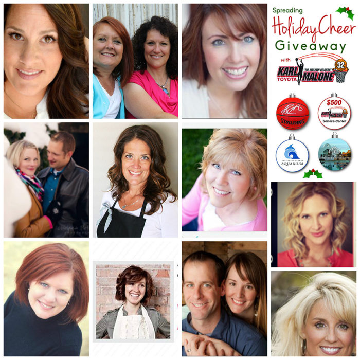 Superior Spreading Holiday Cheer With Karl Malone Toyota Giveaway On  Www.cookingwithruthie.com