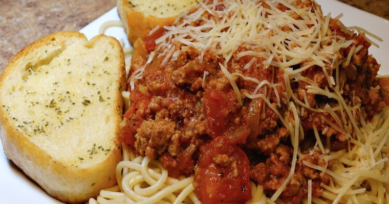 How To Make Spaghetti Meat Sauce
