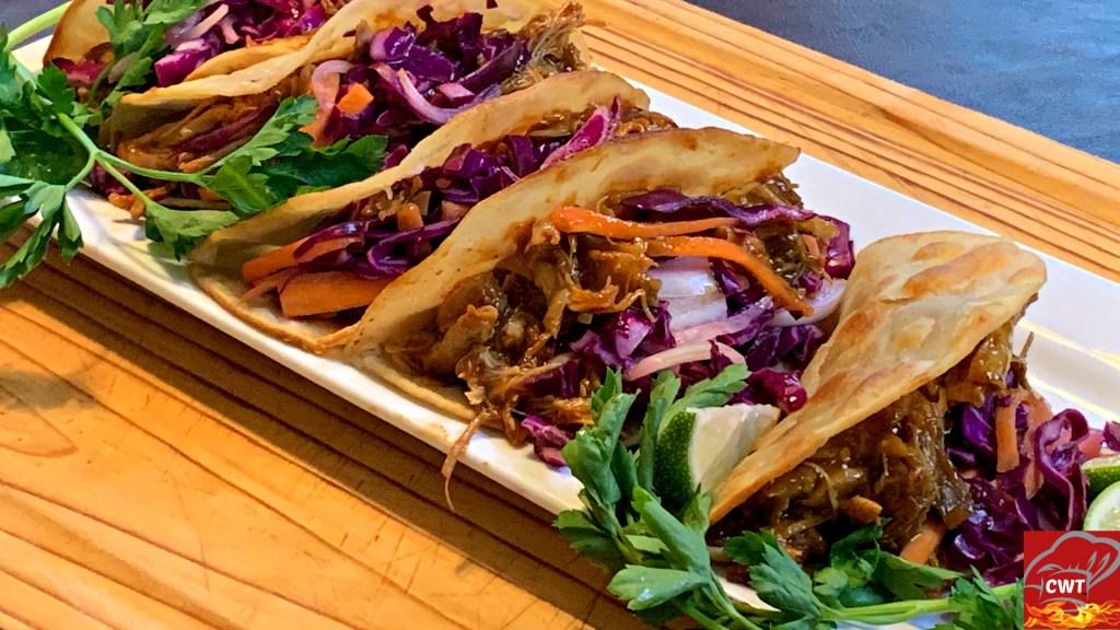 BBQ Chicken Tacos Recipe