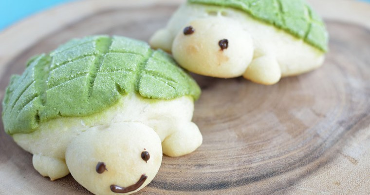 Turtle Bread  – Melon pan recipe