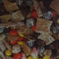Boo Mix (Halloween Snack Mix)