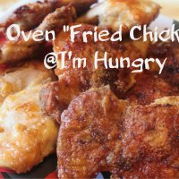 "Oven ""Fried"" Chicken (Gluten Free Option)"