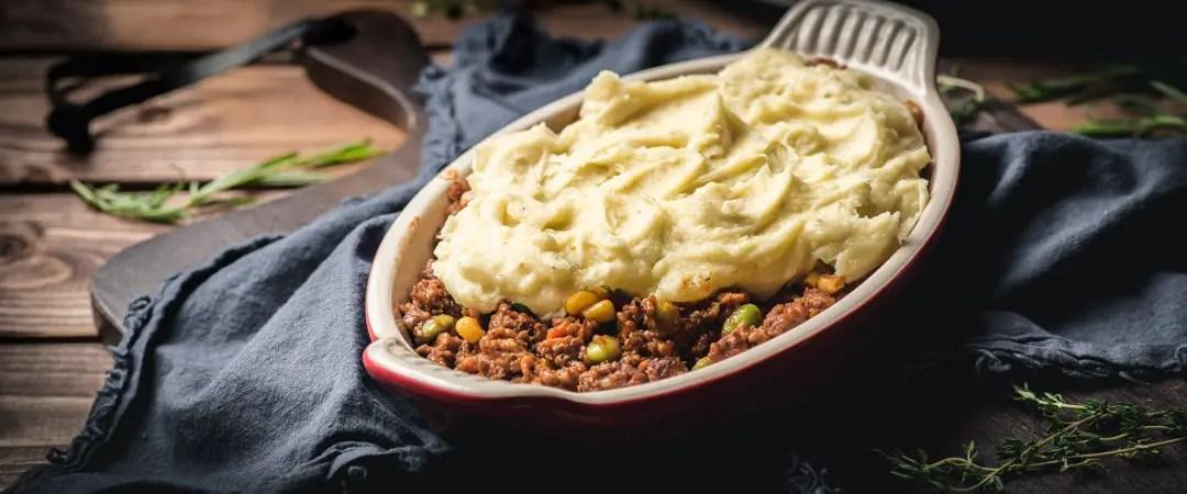 Veal and Beef Shepherd's Pie