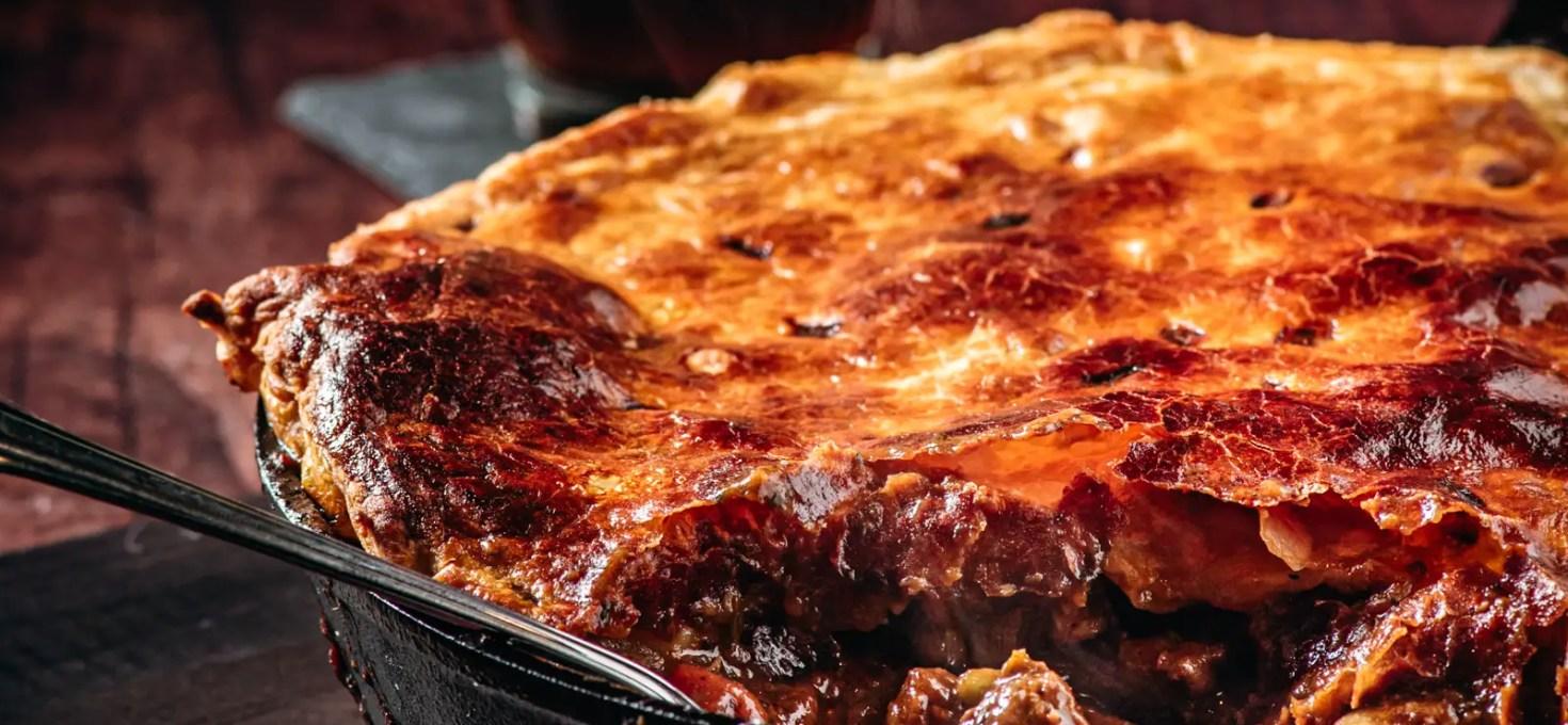 Steak and Ale Pot Pie
