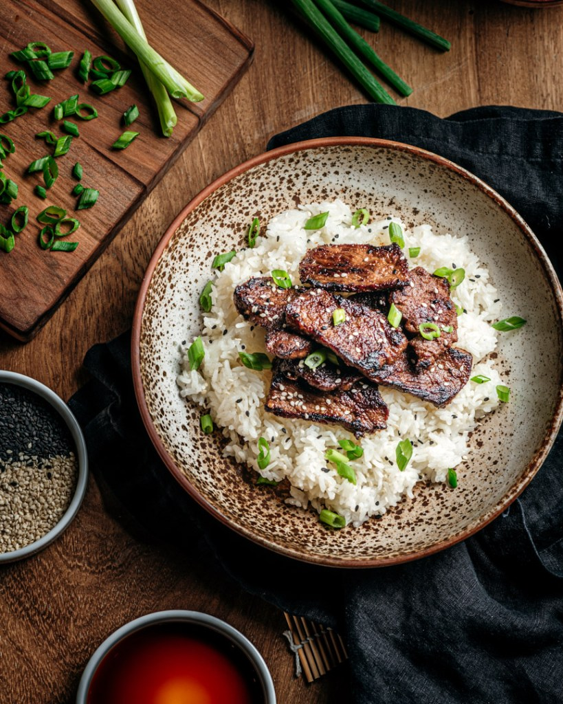 Thai Spiced Boneless Short Ribs featuring Spice Tribe's Long-Tail Sunset Thai Blend