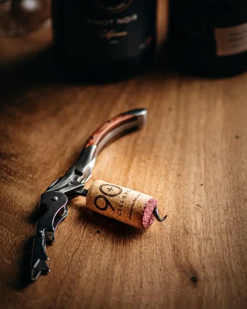 90+ Cellars Pinot Noir Wines
