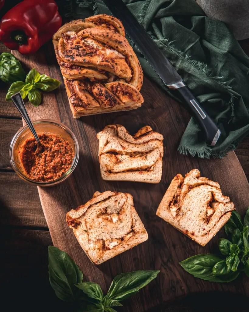 Perfectly Swirled Slices of Babka