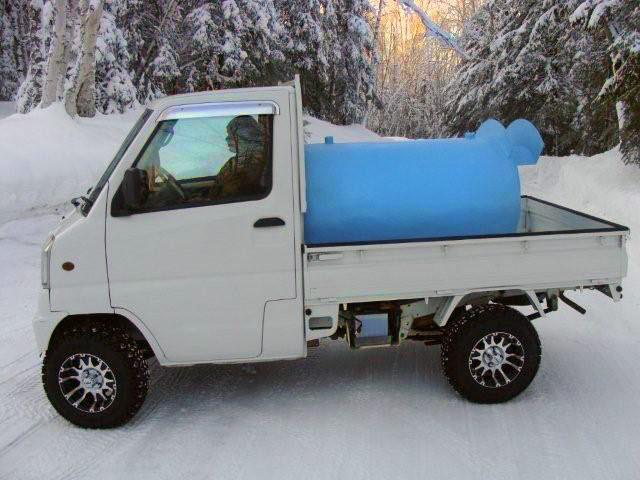 Mitsubishi Mini Truck Tires