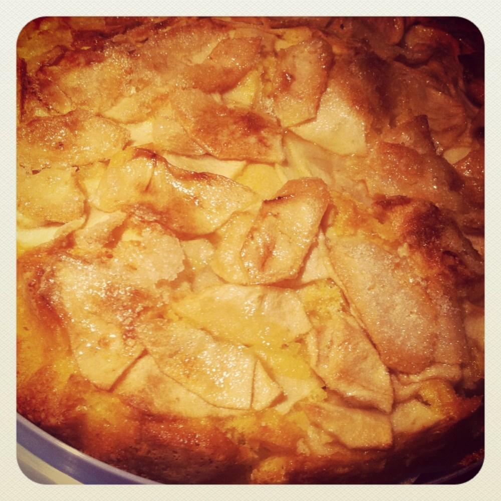 Tortini soffici alle mele.... piccola coccola anti-pioggia! (6/6)