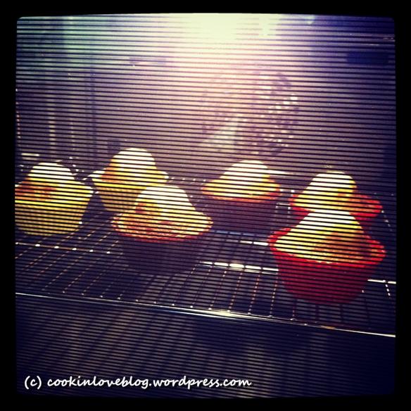 Tortini soffici alle mele.... piccola coccola anti-pioggia! (3/6)