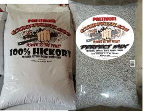 BULK 10 Bags Hickory & 5 Bags Perfect Mix