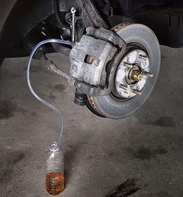 brake fluid flush how often and important