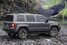 2016 Jeep Patriot Towing Capacity