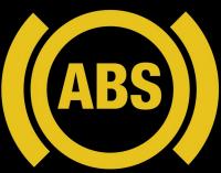 Anti-lock Brake Warning Light