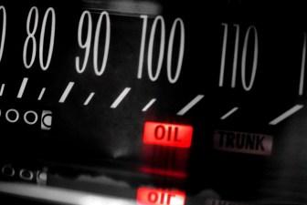 Oil Pressure Light