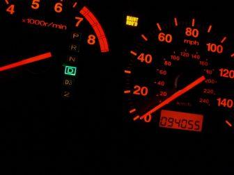 reset maintenance light on Toyota Camry